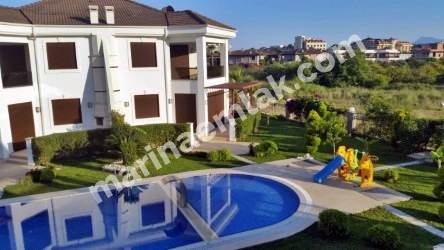 Villa and apartment for rent in Camyuva